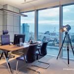 معماری و دکوراسیون داخلی شرکت سرمایه گذاری FC