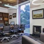 طراحی داخلی آپارتمان اداری