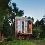طراحی داخلی خانه های ویلایی چوبی