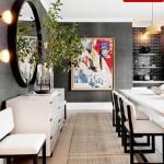 طراحی داخلی مدرن مسکونی