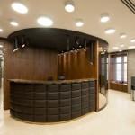 طراحی و معماری داخلی بانک Russian Mortgage