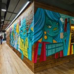 طراحی دکوراسیون داخلی ساختمان شرکت LinkedIn