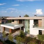طراحی نمای بیرونی ساختمان مسکونی