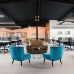 طراحی داخلی اداری شرکت Techspace