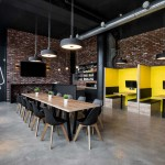 طراحی داخلی دفتر اداری اتاق بازرگانی بلژیک