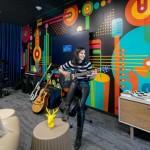 معماری و دکوراسیون جدید شرکت فن آوری Dropbox