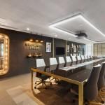 دکوراسیون و معماری فوق العاده شرکت نوشیدنی Pernod Ricard