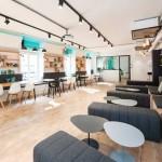 طراحی فضای اداری شرکت Thiga