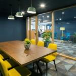 معماری داخلی و دکوراسیون شرکت نرم افزاری TOPdesk