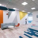 دکوراسیون و طراحی داخلی شرکت فناوری اطلاعات UST Global