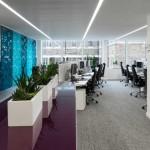 معماری مدرن شرکت مالی و سرمایه گذاری
