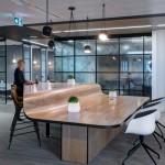 معماری داخلی منحصر به فرد شرکت Mitie