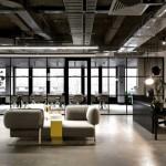 دکور جذاب شرکت معماری K2LD