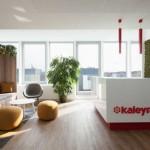 دکوراسیون داخلی مدرن شرکت Kaleyra