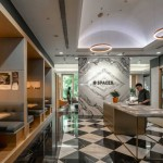 طراحی داخلی لوکس و اصولی دفتر اداری Spaces