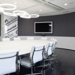 ایده خلاقانه طراحی داخلی شرکت Vopak
