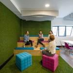 طراحی داخلی اداری مدرن شرکت Cappagh
