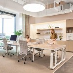 دیزاین داخلی دفتر طراحی لباس goops